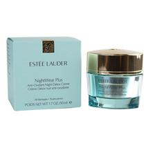 Estee Lauder NightWear Plus Anti-Oxidant Night Detox Creme, 1.7oz/50ml SEALED - $50.00