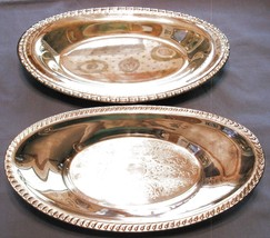 2 Bread Serving Dishes - $24.29
