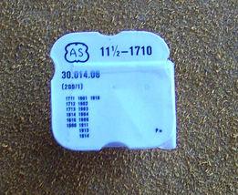 A Schild 11 1/2 L cal 1710  part #201/1 Driving Wheel Watch Part One Wheel  - $15.00