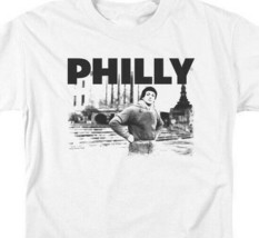 Rocky Movie Philly Retro 70s 80s Rocky Balboa Stallone graphic t-shirt MGM384 image 2