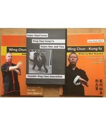 Wing Chun Kung Fu - Martial Arts Home DVD Course - Year 1 and 2 - $111.04
