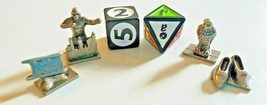 "Scene It? ""Turner Classic Movies"" Replacement Tokens & DiceGame Pieces - $8.95"