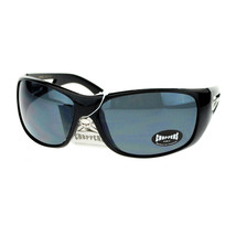 Choppers Bikers Mens Sunglasses Wrap Around Oval Rectangular Frame - $9.95
