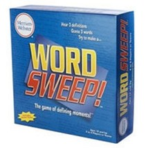 Merriam-webster Word Sweep Board Game 2006 (NIB) - $14.95