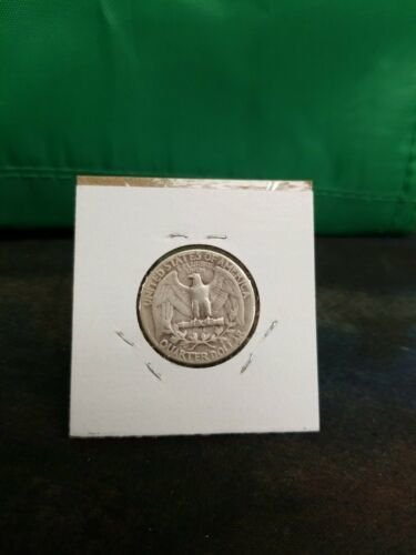 1949 Washington Quarter Better Date 90% Silver!!! LOOK!!!  image 2
