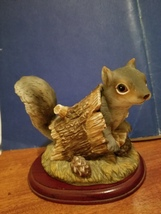 HOMCO Collectible Squirrel  - $10.00