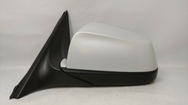 2010-2012 Bmw 750i Driver Left Side View Power Door Mirror White 74850 - $229.96
