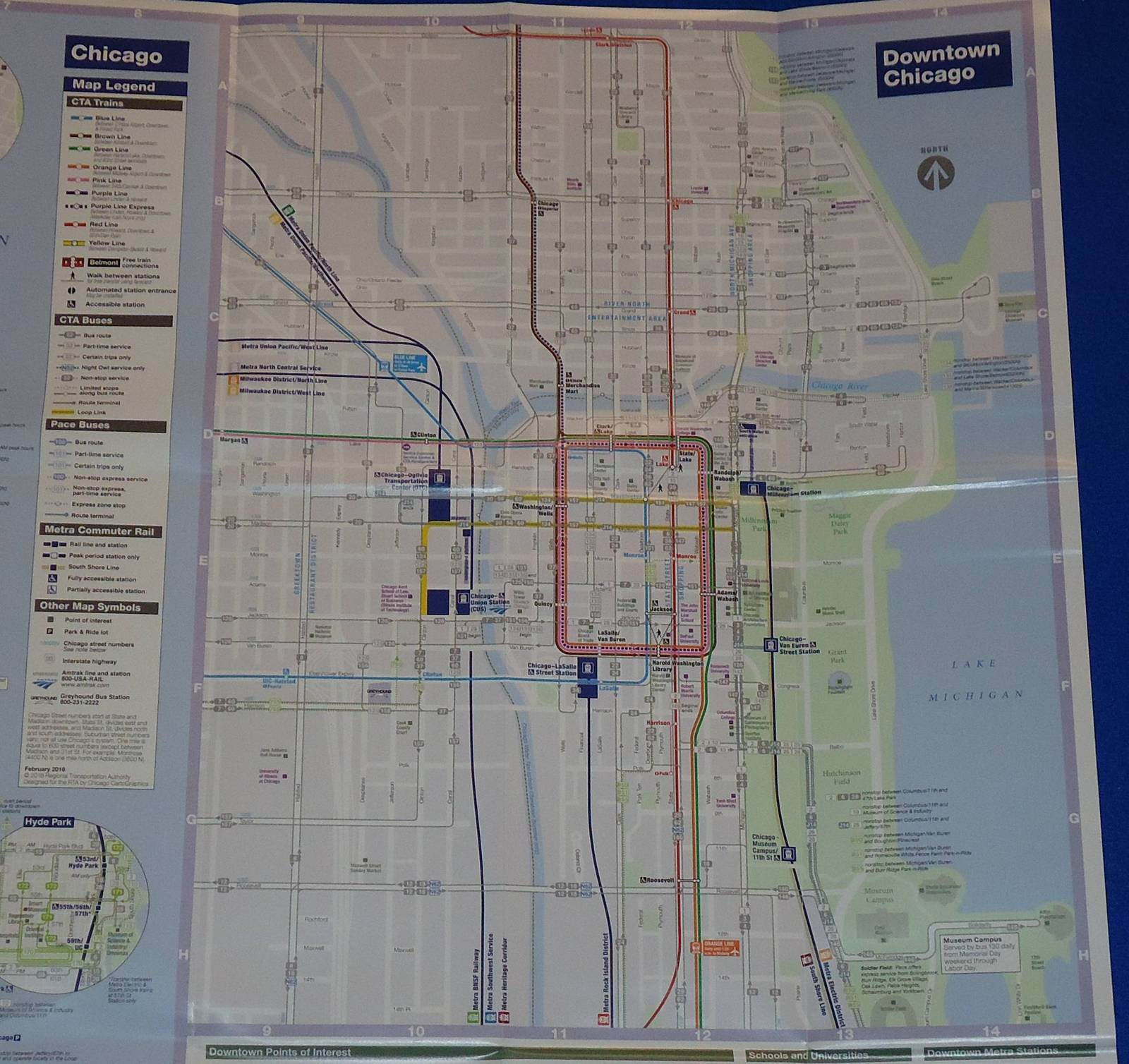 Brand New Chicago Transit Authority Subway and 50 similar items