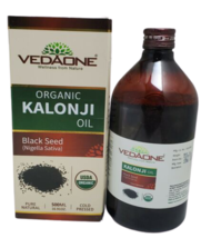 Vedaone 200ml or 500ml Pure Organic Blackseed Black Seed Oil - $19.99+