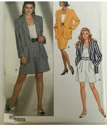 Butterick Sewing Pattern 6066 Family Circle Collection Jacket Top Skirt ... - $5.40