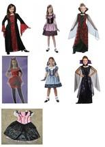 Girls Wicked Bat Bo Peep Dorothy Vampiress Vampira Sorceress Devil Costume-S 4/6 - $5.94+