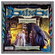 Dominion Intrigue Expansion Second Edition Deck Building Card Game RIO532 - $39.99