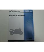 1989 1990 1991 honda nt650 nt 650 hawk gt workshop service repair manual... - $98.73