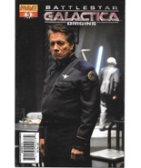 Battlestar Galactica Origins Comic Book #5 Cover B Photo Dynamite 2008 V... - $4.50