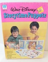vintage disney finger puppets  walt disney play... - $15.00