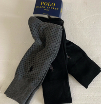 Polo Ralph Lauren Men's Dress Socks Size 10-13   - $19.99