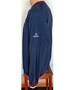 Vintage LEE USA TOYOTA Men's Blue Pullover Shirt L Large USA - $23.76