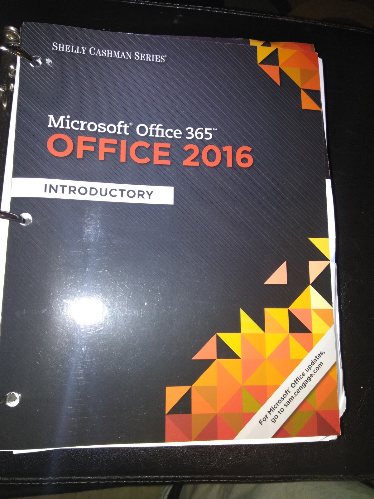 Shelly Cashman Series Microsoft Office 365 & Office 2016 Introductory Loose-leaf