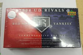 2004 Upper Deck Rivals Yankees vs. Red Sox Box Set. NEW FACTORY SEALED - $19.79