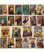 Vintage Comic Book Choice of Titles Batman Spiderman Marvel 1st Issue FCBD - $4.99+