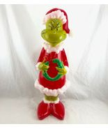 LAST ONE! Brand new! Christmas grinch blow mold yard decor light up - $289.99