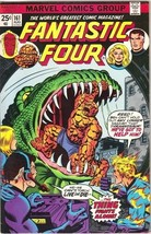 Fantastic Four Comic Book #161 Marvel Comics 1975 VERY FINE- - $8.79