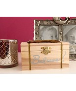 Unicorn Treasure Chest Trinket Box Handcrafted Enchanted & Unique One of... - $29.69