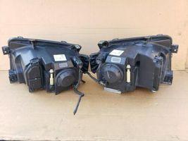 07-10 Lincoln MKX Halogen W/ AFS Headlight Lamp Set L&R  - POLISHED image 7