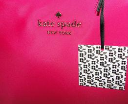 Kate Spade Watson Lane Sweetheart Sam Nylon Satchel 25Th Birthday image 6