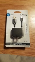 Apple Lightning Charger 2.1 Amp Wall Charger - $7.91