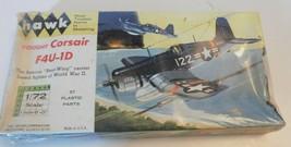 "Hawk Vought Corsair F4U-1D ""Bent-Wing"" Carrier Model Kit Brand New - $24.99"