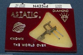 PHONOGRAPH RECORD PLAYER NEEDLE STYLUS Astatic N425-sd for Euphonics 254, 256 image 1
