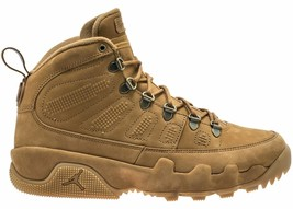 d9192011693eed Mens Air Jordan 9 IX Retro NRG Boot Wheat Baroque Brown AR4491-700 -  139.99
