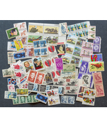 150 U.S. Stamps, used, in various denominations - $10.00