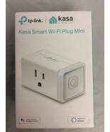 TP-LINK HS105 Kasa Smart Wi-Fi Plug In Mini Socket Controller Works w/ A... - $17.99