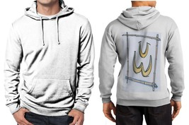 Bamboo Dub Limited Classic Hoodie Men White - $39.99