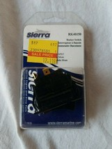 Sierra Rocker Switch RK40150 - Off-mom on SPST boat rv - $11.14