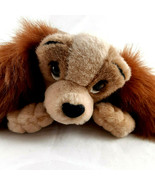Lady Disney Lady and the Tramp Plush Stuffed Vintage Puppy dog 9 inches ... - $14.84