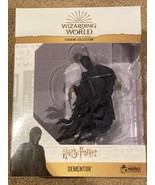 "Wizarding World Figurine Collection Harry Potter Dementor 5.75"" Eagle Moss - $19.79"