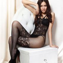 Sexy Femmes Filet Chaussette sous-vêtements Gabelung Dessous / Lingerie - $16.10