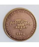 Peter Piper Pizza - Rocky 1994 Token - $3.95