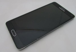 Samsung Galaxy Note 4 SM-N910V 32GB Verizon Unlocked Good 7/10, Burned Images - $113.99