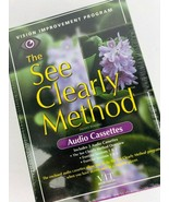 See Clearly Method Vision Improvement Boxed Set 3 Cassettes Exercise Eye... - $39.59