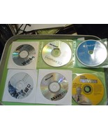 5#C   Huge Lot of 75+ Computer Software CD's all sorts of them see photos! - $23.75
