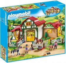 Playmobil 6926 Horse Farm Building Set  - $201.68