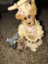 Boyds Bears figurine Bailey the Graduate #227701-10 numbered 1997 excell... - $35.52