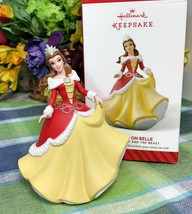 Hallmark Disney All Eyes on Belle ornament 2014 - $13.81