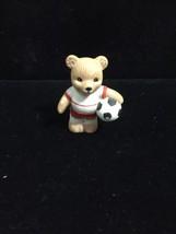 Vintage HOMCO Bear Sports Football Soccer 21/2 inch Free Shipping! - $5.25