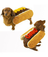 Dog Halloween Costume Hot Diggity Dog Pet costumes XS-XXL - £12.30 GBP+