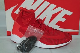 NIKE ZOOM MERCURIAL XI FK MEN'S SHOE, SIZE 10 & 11, UNIVERSITY RED, ... - $71.99